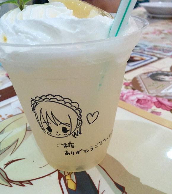 少年メイドカフェ
