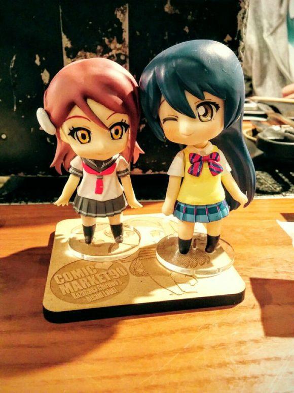 園田さんと梨子ちゃん